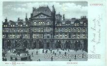 htl000045 - Liverpool Hold to Light Postcard Postcards