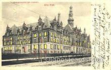 City Hall, St. Louis, MO USA