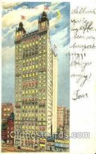 htl004009 - Park Row Building, New York City, NY Hold to Light Postcard Postcards