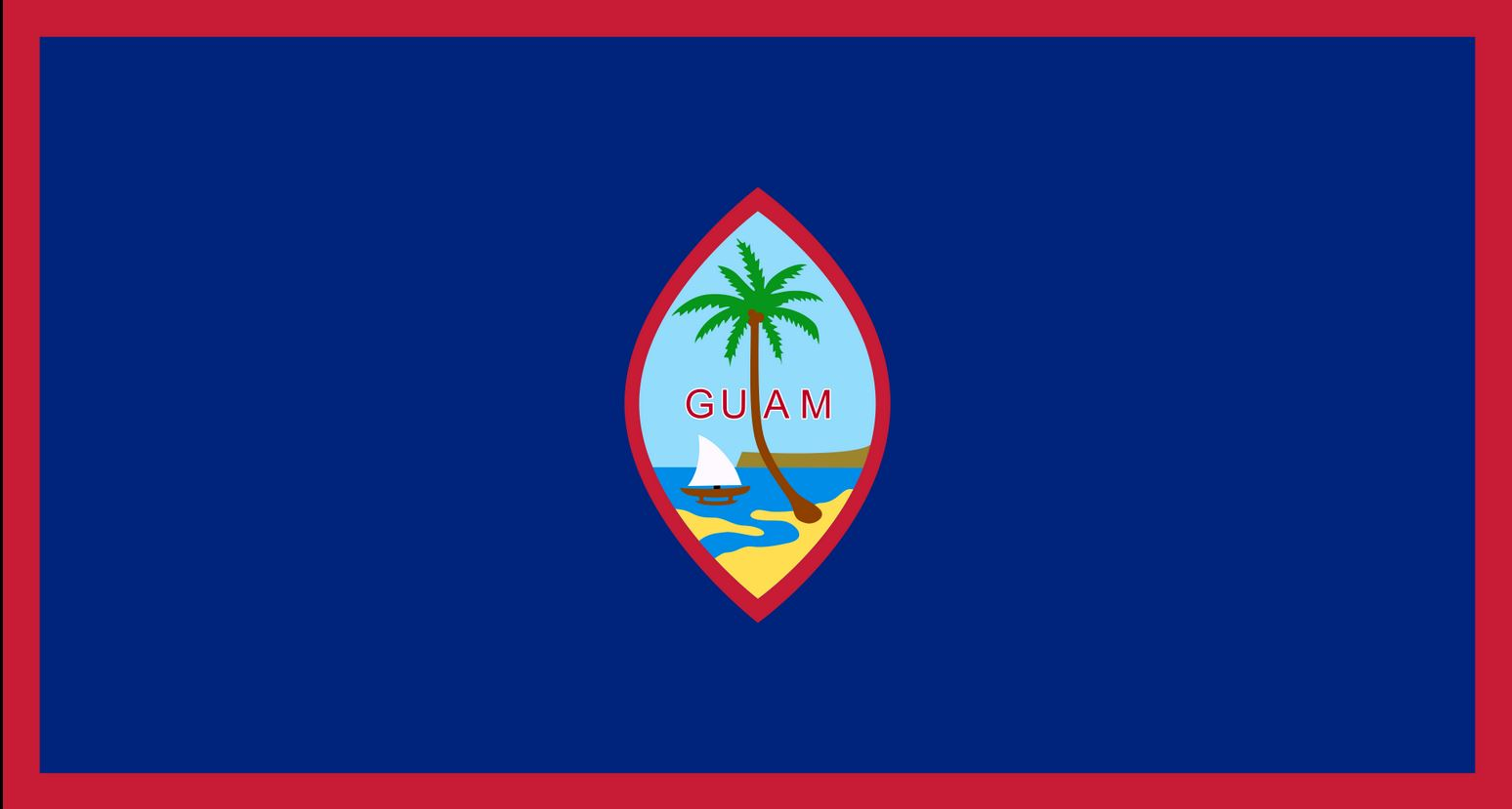 Guam Postcards Old Vintage Antique Guam Post Cards