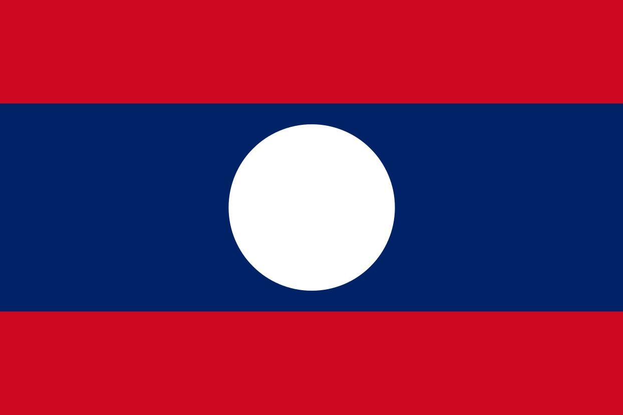 Laos Postcards - Southeast Asia Laotian Post Cards
