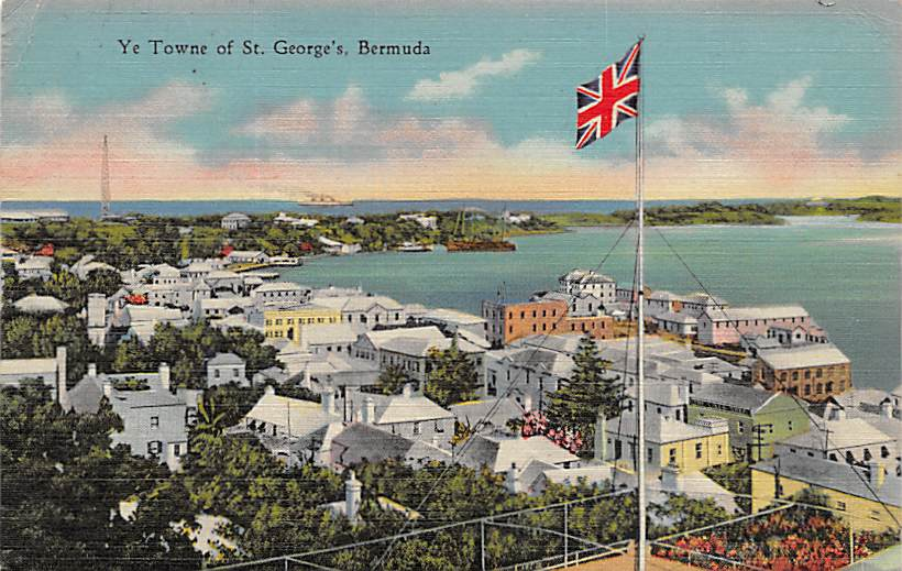Island Postcards