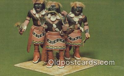 Hopi Snake Dance Group