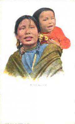 Sioux Squaw