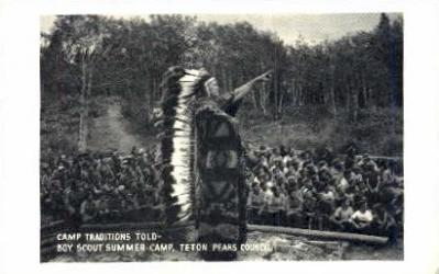 Teton Peaks Council