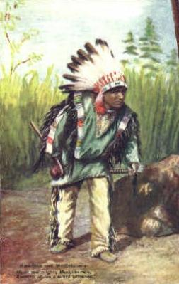 Hiawatha & Mudjekeewis