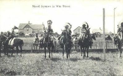 Blood Squaws