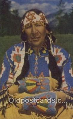 Northwest Indian Squaw