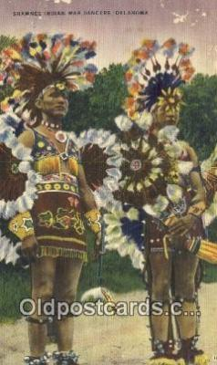Shawnee Indian War Dancers