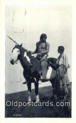 The Message, Young Indian