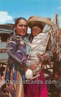 Navajo Family & Baby