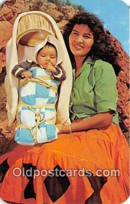 Indian Mother & her Papoose