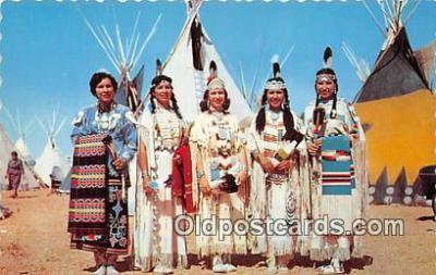 Les Jeunes Indiennes, Indian Maidens