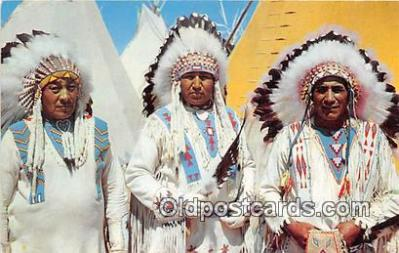Three Heap Big Indian Chiefs