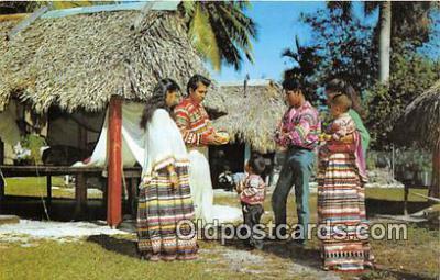 Florida Seminole Indians