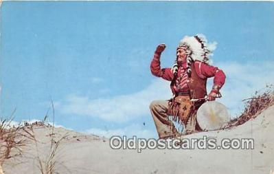 ind300188 - Indian Scout  Postcard Post Cards