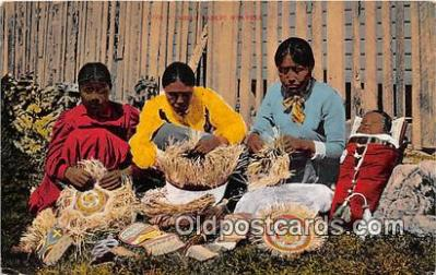 Indian Basket Weavers