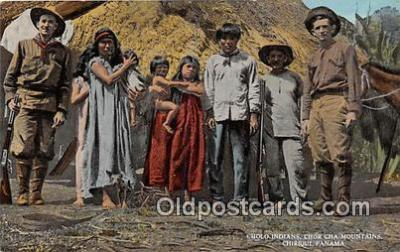 Cholo Indians