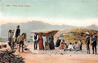 Pima Indian Camp