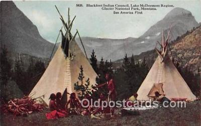 Blackfeet Indian Council