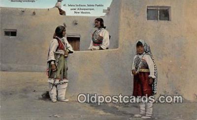 Isleta Indians