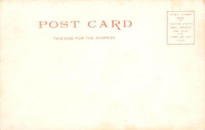ind402025 - Indian Old Vintage Antique Postcard Post Card  back