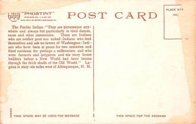 ind402029 - Indian Old Vintage Antique Postcard Post Card  back