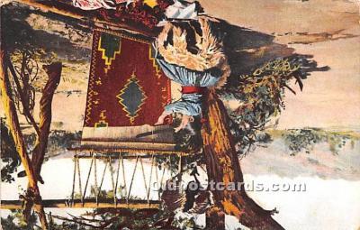 ind402093 - Indian Old Vintage Antique Postcard Post Card