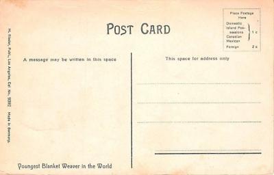 ind402093 - Indian Old Vintage Antique Postcard Post Card  back
