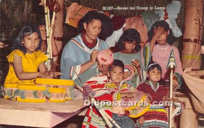 ind402105 - Indian Old Vintage Antique Postcard Post Card