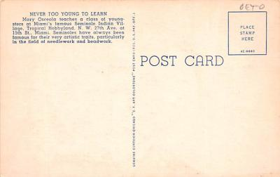 ind402105 - Indian Old Vintage Antique Postcard Post Card  back