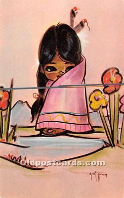 ind402147 - Indian Old Vintage Antique Postcard Post Card