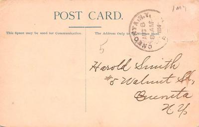 ind402153 - Indian Old Vintage Antique Postcard Post Card  back