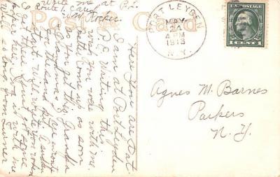 ind402163 - Indian Old Vintage Antique Postcard Post Card  back