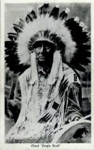 Chief Eagle Staff