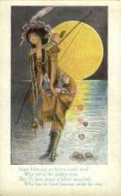 ind000021 - Indian, Indians, Postcard Postcards