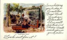 ind000044 - Navajo Blanket Weaver, Indian, Indians, Postcard Postcards