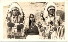 ind000112 - Acoma Tribe, Indian, Indians Postcard Postcards