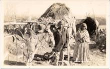 ind000213 - Arizona USA Apaches Indians, Indian Postcard Postcards