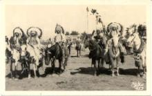 ind000215 - Real Photo, Indian, Indians Postcard Postcards