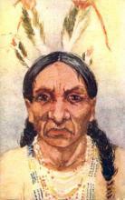 ind000265 - Indian, Indians Postcard Postcards