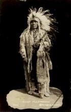 ind000378 - Chief Multnomah, Indian, Indians Postcard Postcards