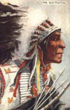 Chief Wolf Robe