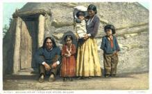 ind000433 - Navajo Indian, Indians Postcard Postcards