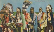 ind000466 - Indian Chiefs, CanadaIndian Chiefs, Canada Postcard Postcards