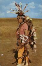 ind000482 - Oklahoma Indian Indian, Indians Postcard Postcards