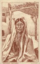 ind000516 - Taos Pueblo Indian, Indians Postcard Postcards