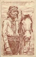 Navajo & Horse