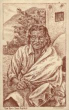 ind000530 - Toas Publo Indian, Indians Postcard Postcards