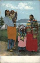ind000546 - Indian, Indians Postcard Postcards